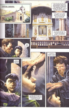 Extrait de Harbinger Wars : Blackout