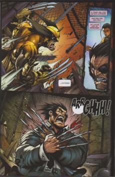 Extrait de La mort de Wolverine - La mort de Wolverine : Prélude