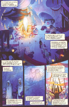 Extrait de Free Comic Book Day 2019 (France) - The Power of the Dark Crystal / Labyrinth