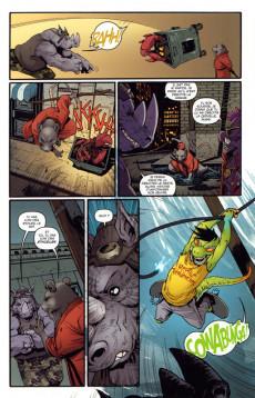 Extrait de Teenage Mutant Ninja Turtles - Les Tortues Ninja (HiComics) -6- Le nouvel ordre mutant