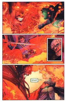 Extrait de Infamous Iron Man -2- Fatalis, notre allié