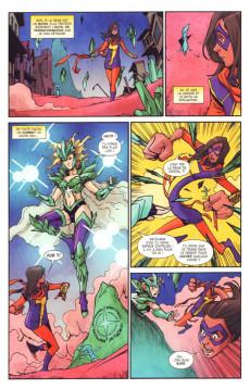 Extrait de Ms. Marvel -9- Le Ratio