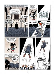 Extrait de Witchazel -4- Witchazel contre ce dingue de dongo