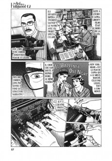 Extrait de The red rat in Hollywood -2- Tome 2