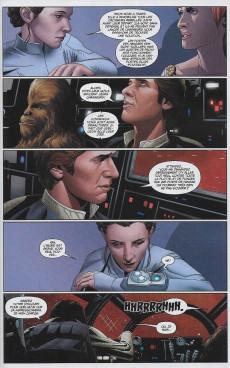 Extrait de Star Wars (Panini Comics - 2019) -2- La Mort de l'Espoir
