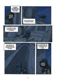 Extrait de Voro -3- Le secret des trois rois - troisième partie