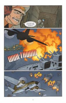 Extrait de Atomic Robo -2- Les chiens de guerre
