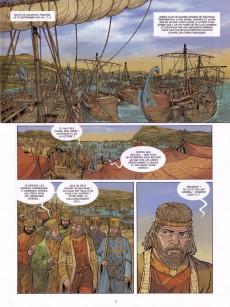 Extrait de Les grandes batailles navales -10- Salamine