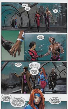 Extrait de X-Men (Marvel France 6e série - 2019) -4- Noir prestige