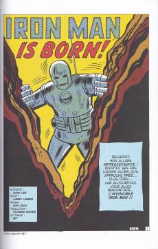 Extrait de Iron Man : Je suis Iron Man