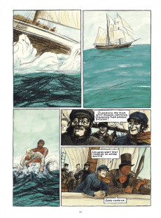Extrait de À la recherche de Moby Dick