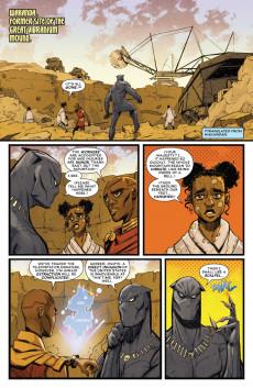 Extrait de Black Panther VS. Deadpool -5- Conclusion: Take Down The Bad Guy!