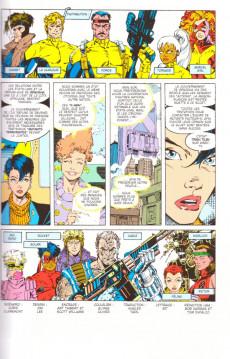 Extrait de X-Men : X-tinction programmée