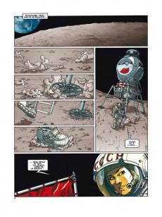 Extrait de Jour J -1b2019- Les russes sur la Lune !