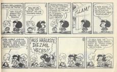 Extrait de Mafalda (en espagnol) -6- Mafalda 6