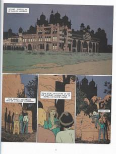 Extrait de Stéphane Clément -5a1984- La malédiction de Surya