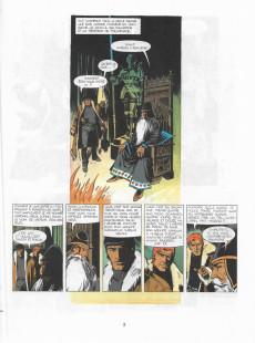 Extrait de Bob Morane 3 (Lombard) -23a- Les sortilèges de l'Ombre Jaune