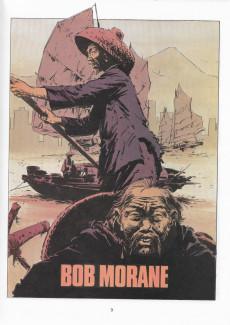 Extrait de Bob Morane 3 (Lombard) -27a81- L'empereur de Macao