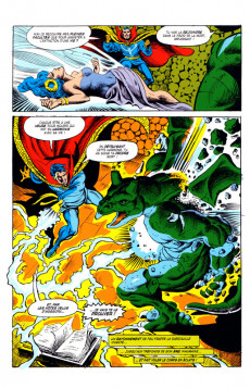Extrait de Docteur Strange (L'intégrale) -4- 1969-1973