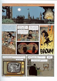 Extrait de Lefranc - La Collection (Hachette) -19- Londres en péril