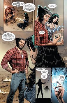 Extrait de Marvel Comics Presents Vol.3 (Marvel comics - 2019) -3- Wolverine: The Vigil Part 3