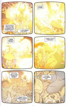 Extrait de Mister Miracle