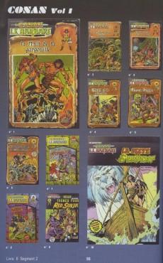 Extrait de (DOC) Marvel Comics - Comic guide Marvel en France 1970 à 2000 aux éditions Marvel France, Arédit/Artima, etc...