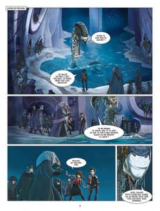 Extrait de Star Wars (Delcourt / Disney) -HS2- Solo - A Star Wars Story
