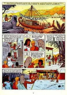 Extrait de Alix (en italien) -11a- Il principe del nilo