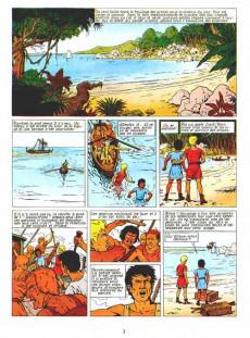 Extrait de Alix (en italien) -14- Sacrificati al vulcano