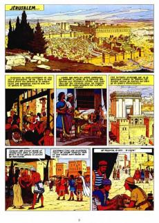 Extrait de Alix (en italien) -16- La torre di babele