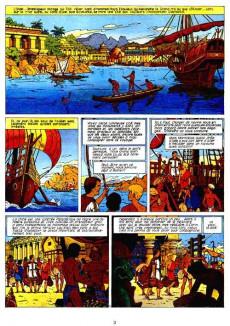 Extrait de Alix (en italien) -17- L'imperatore della cina