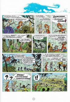 Extrait de Spirou et Fantasio -24a2005- Tembo Tabou