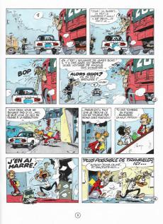 Extrait de Spirou et Fantasio -19a2005- Panade à Champignac