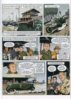 Extrait de 24 Heures du Mans -6- 1923-1930 : la naissance d'une légende