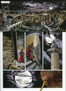 Extrait de Une enquête de Léonard de Vinci -1- Les 7 crimes de Rome