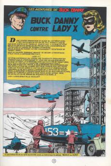 Extrait de Buck Danny -17a1971- Buck Danny contre Lady X