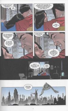 Extrait de Superman - 80 ans -5-  2015 : Lois, Clark & Jon