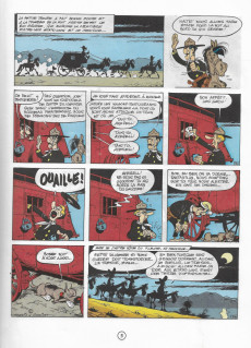 Extrait de Lucky Luke -31b- Tortillas pour les Dalton