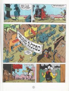 Extrait de Lucky Luke -2b1970b- Rodéo