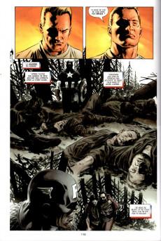 Extrait de Marvel Les Années 2000 - La Renaissance -4- Captain America