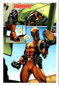 Extrait de Marvel Les Années 2000 - La Renaissance -5- Deadpool