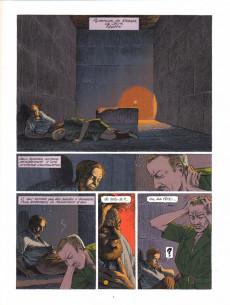 Extrait de Blake et Mortimer -HS3TL2- Le Dernier Pharaon