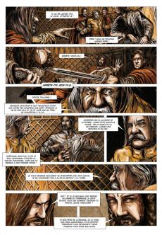 Extrait de Des Rois et des Croix -1- Livre I