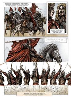 Extrait de Des Rois et des Croix -2- Livre II
