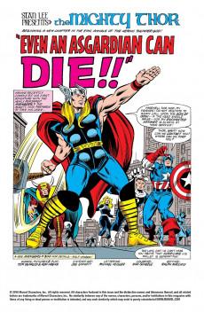 Extrait de Thor Epic Collection (2013) -INT17- In Mortal Flesh