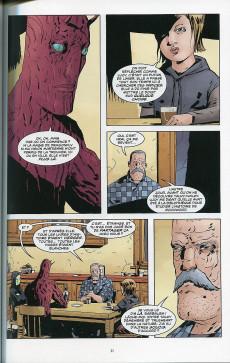 Extrait de Black Hammer -3- L'Heure du jugement
