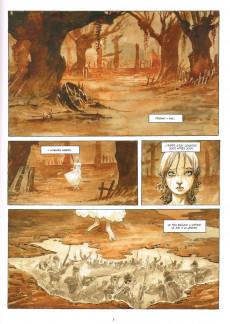 Extrait de Après l'Enfer -1- Le jardin d'Alice