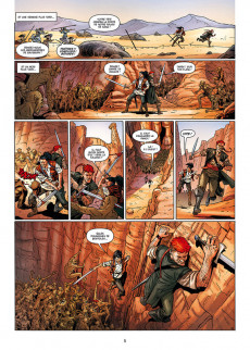 Extrait de La geste des Chevaliers Dragons -28- Contrebandes