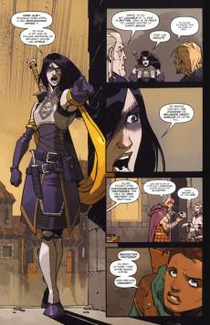 Extrait de Dungeons & Dragons -3- Les ombres du vampire